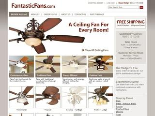 Go to fantasticfans.com website.