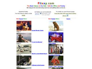 Go to flixxy.com website.