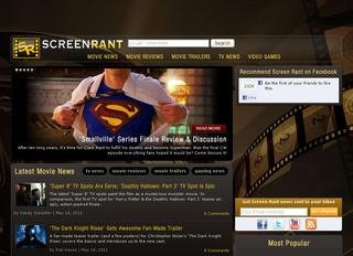 Go to screenrant.com website.