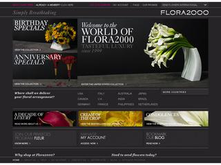 Go to flora2000.com website.