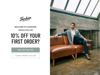 Go to florsheim.com website.