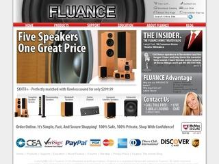 Go to fluance.com website.