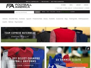 Go to footballamerica.com website.