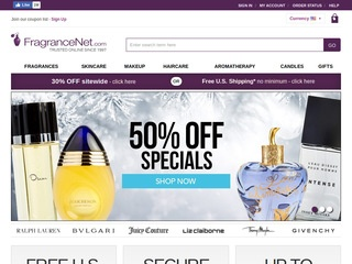 Go to fragrancenet.com website.