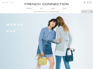 Go to usa.frenchconnection.com website.