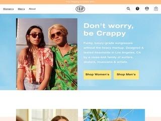 Go to Crap Eyewear website.