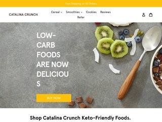 Go to Catalina Crunch website.