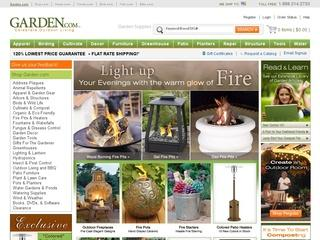 Go to garden.com website.