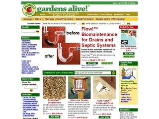 Go to gardensalive.com website.