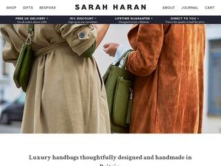 Go to Sarah Haran website.