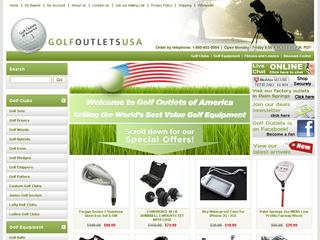 Go to golfoutletsusa.com website.
