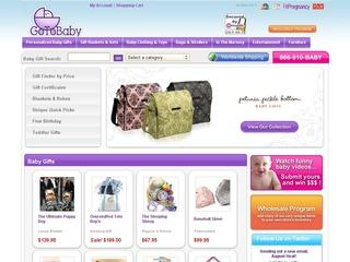 Go to gotobaby.com website.