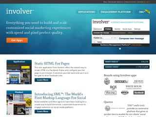 Go to involver.com website.