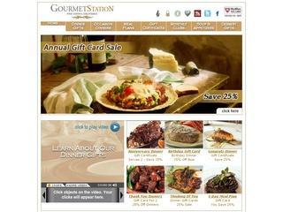 Go to gourmetstation.com website.